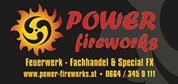 Power Fireworks Logo