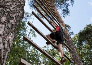 STUNT.AT Adrenalinpark Foto Giant Ladder
